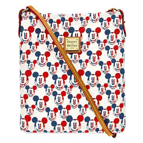 Disney Mickey Mouse Americana Crossbody Bag by Dooney & Bourke