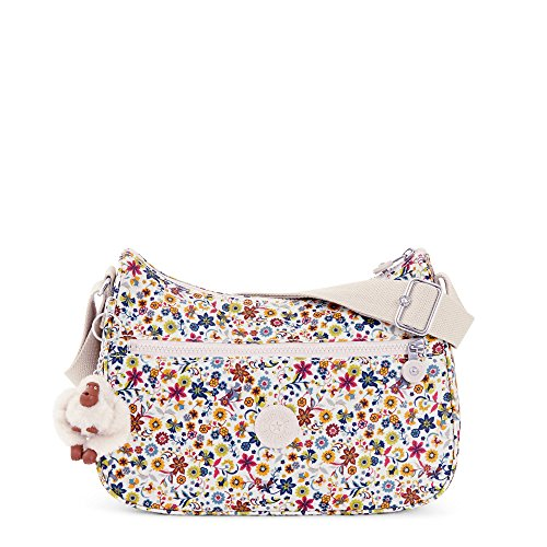 Kipling Women's Sally Printed Handbag One Size Chatty Daisies