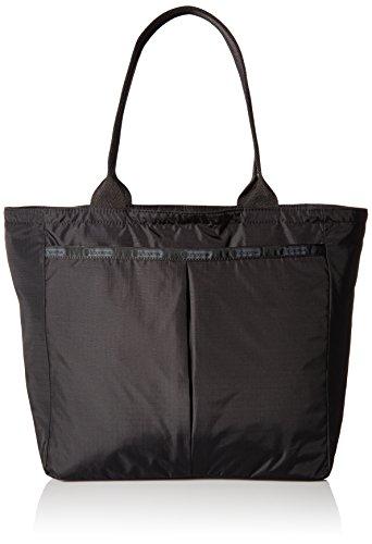 LeSportsac Classic Everygirl Tote Handbag, Black