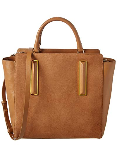Halston Heritage Large Leather Satchel