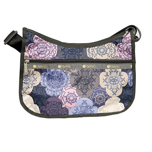 LeSportsac Crossbody KR Exclusive Classic Hobo Handbags in Filigree