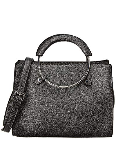 Bcbgeneration Lilah Metallic Satchel