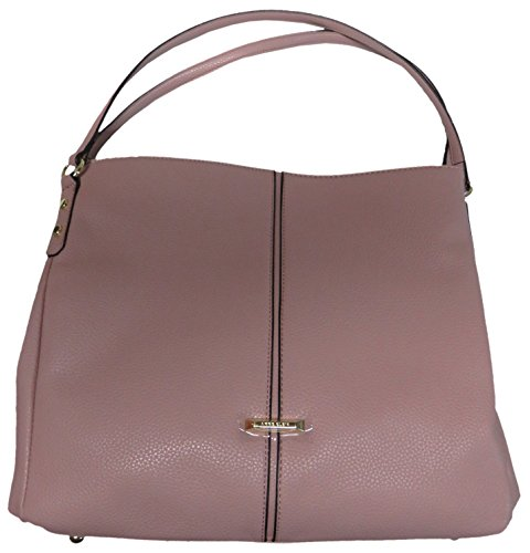 Anne Klein Purse Handbag Kickstart Tote Mauve