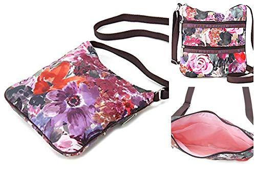 LeSportsac Harmony Floral Kylie Crossbody Handbag