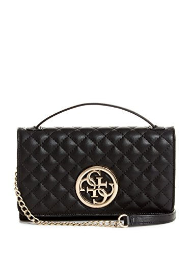 GUESS G-Lux Quilted Wallet Clutch