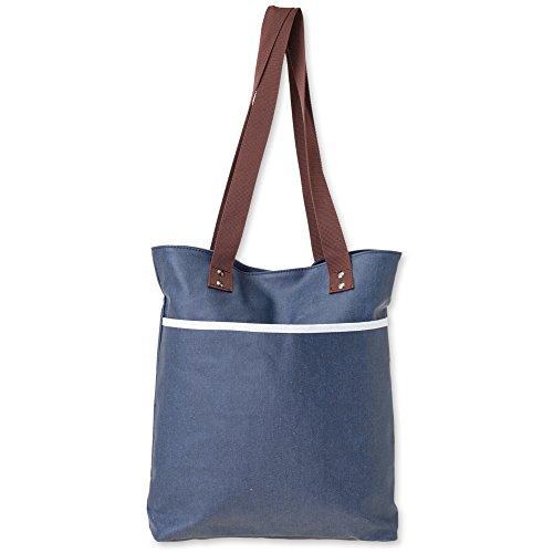 KAVU Romy Backpack, Denim, One Size