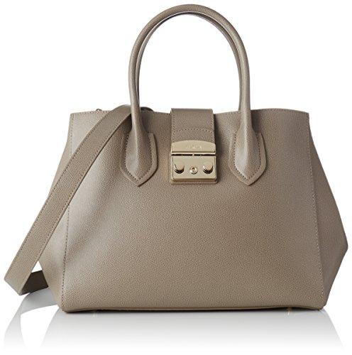 Furla Metropolis handbag medium beige