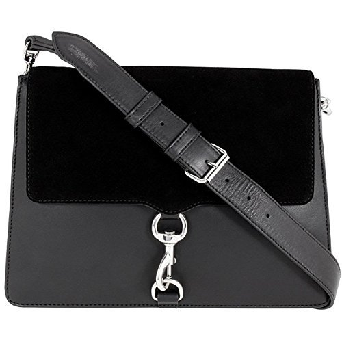 Rebecca Minkoff MAB Ladies Large Leather Shoulder Handbag HU17ESUD19