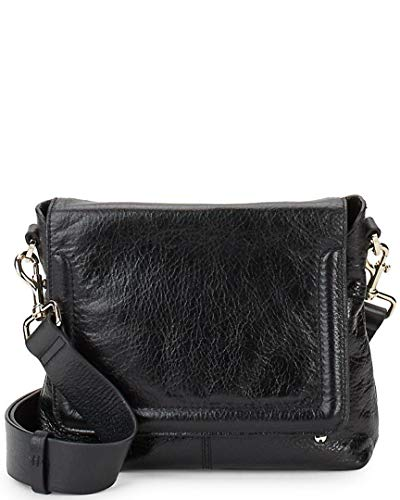 Halston Heritage Textured Leather Crossbody Bag