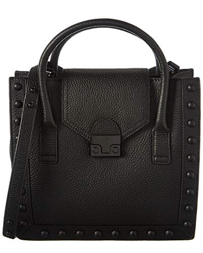 Loeffler Randall Junior Work Leather Tote, Black
