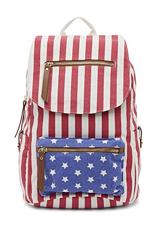 Madden Girl Canvas Backpack