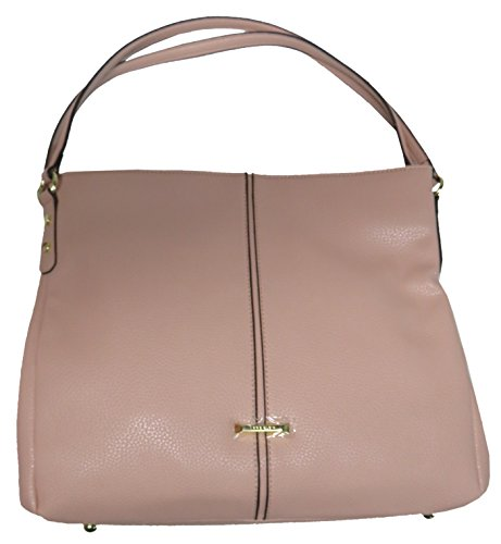 Anne Klein Purse Handbag Kickstart Tote Blossom Pink