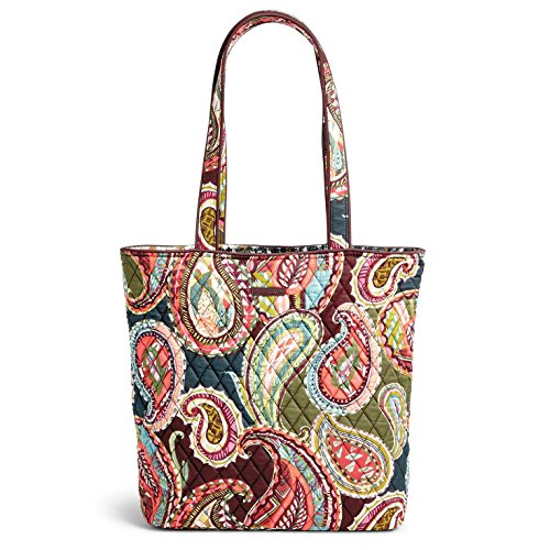 Vera Bradley Tote in Heirloom Paisley