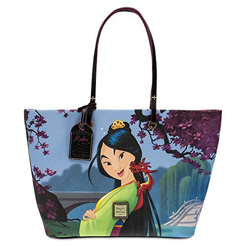 Disney Mulan Tote Bag Dooney & Bourke Purse