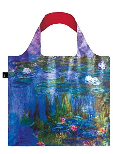 LOQI Museum Claude Monet Water Lilies, 1913 Tote Bag