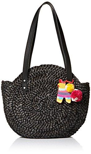 Lucky Baria Tote Bag Black