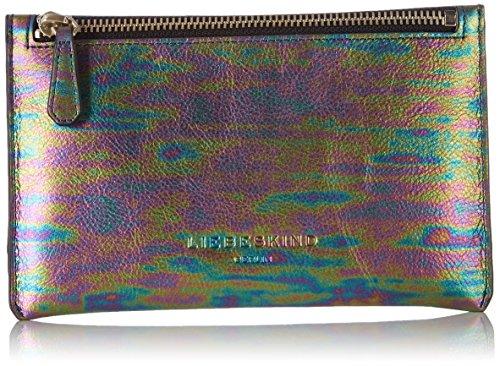 Liebeskind Berlin Kiwiw7 Oilsli, Women's Bag Organiser, Mehrfarbig (Multicol. Oil Slick), 1x13x20 cm (B x H T)