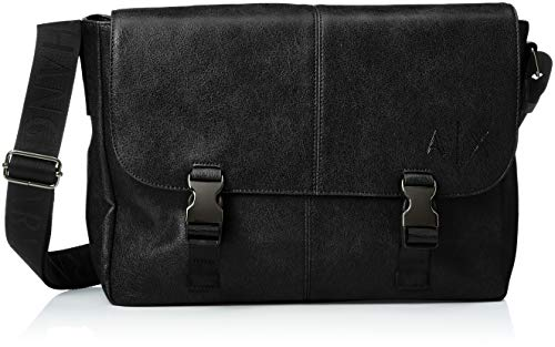 Armani Exchange Men's messenger bag 952123 8a208 uni black