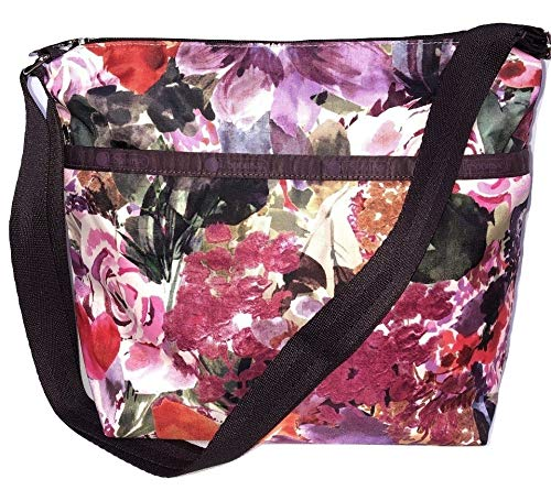LeSportsac Harmony Floral Small Cleo Crossbody Bag