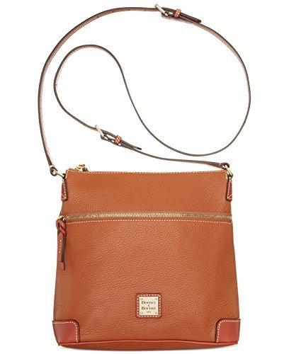 Dooney & Bourke Pebble Crossbody  Caramel