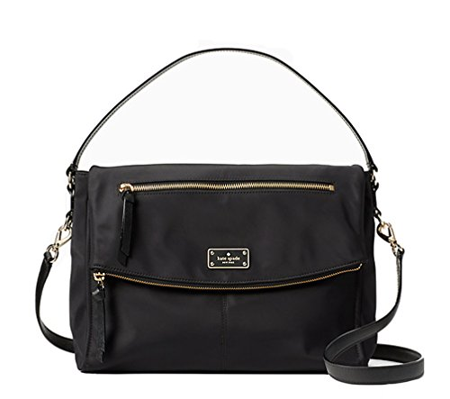 Kate Spade New York wilson road nylon lyndon – Black