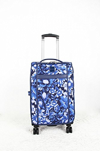 Isaac Mizrahi Lantana 22″ 8-Wheel Spinner Carry-On Luggage