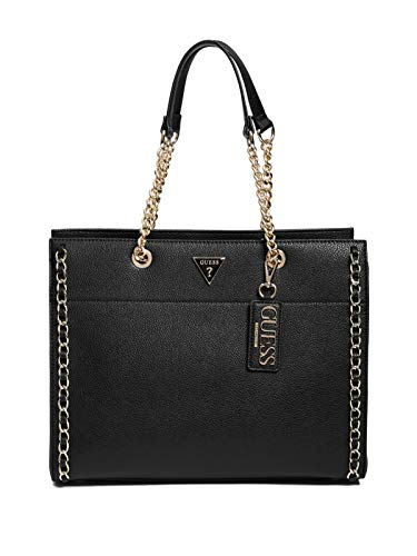 GUESS Factory Women's Sayuleeta Chain Satchel