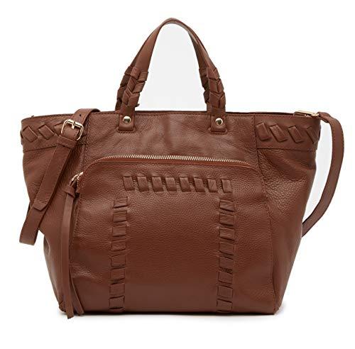 Kooba Monterey Whiskey Leather Tote/Shopper Bag