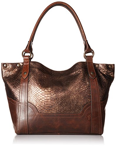 FRYE Melissa Shoulder, Bronze