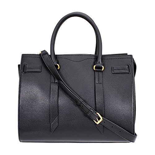 Rebecca Minkoff Sherry Ladies Large Leather Satchel Handbag HS18SSHS41010