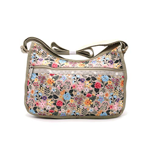 LeSportsac KR Exclusive Classic Hobo Handbag in Floret