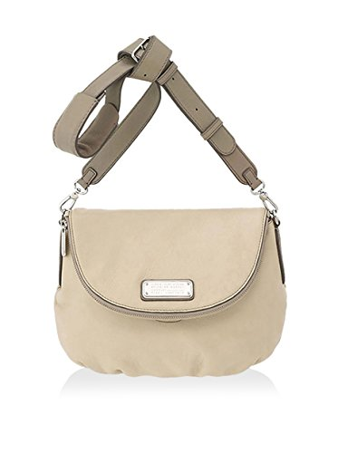 Marc by Marc Jacobs New Q Natasha Crossbody Bag,Light Sand Multi