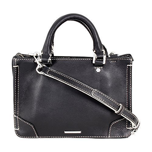 Rebecca Minkoff Micro Regan Ladies Small Leather Satchel Handbag HU17ERCX61