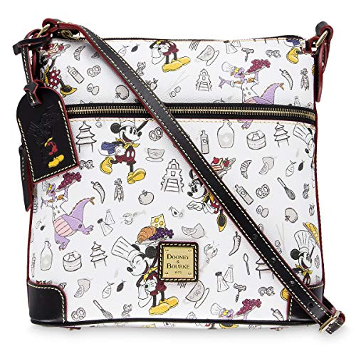 Disney Dooney and Bourke Epcot International Food & Wine Festival 2018 Crossbody Bag