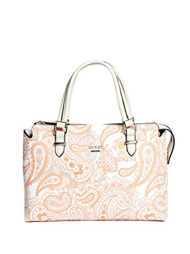 GUESS Factory Women's Wonderful Printed Satchel