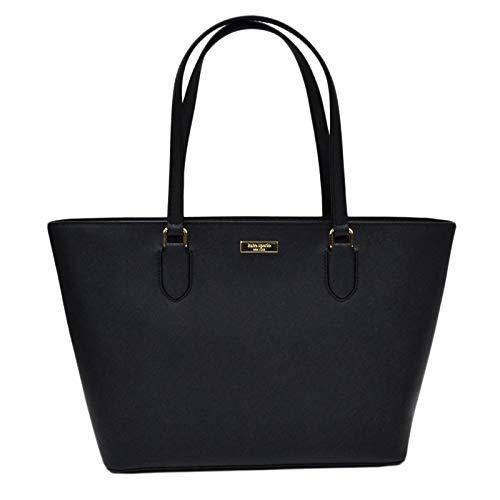 Kate Spade New York Medium Dally Laurel Way Shoulder Bag (Black)