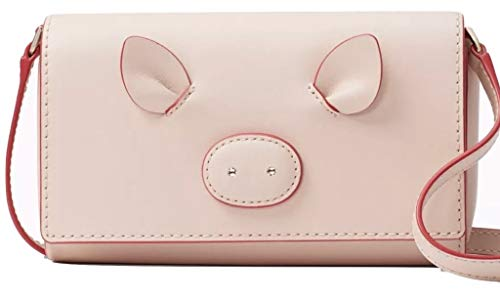 Kate Spade Addison Handbag Year of the Pig Warm Vellum Pink