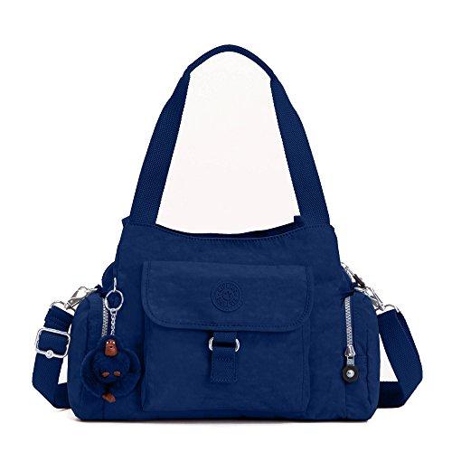 Kipling Felix Large Handbag One Size Ink Blue
