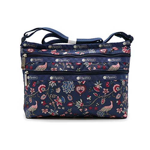 LeSportsac Crossbody KR Exclusive Collection Quinn Bag Minibag in Peacock Afternoon