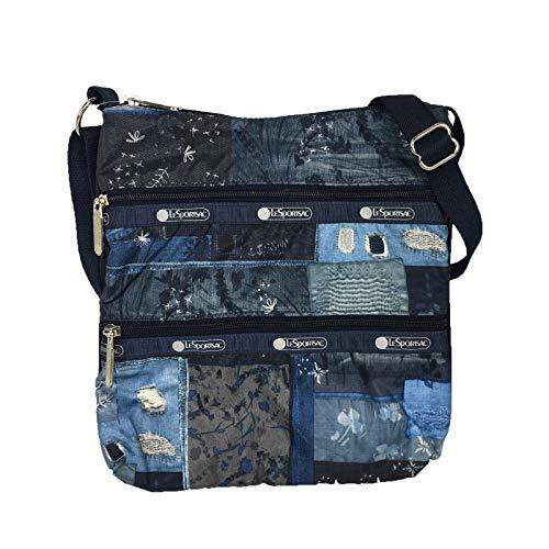 LeSportsac Kylie Crossbody Bag, Denim Quilt
