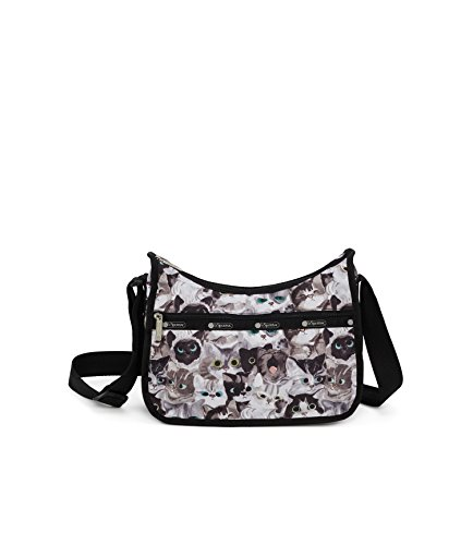 LeSportsac Classic Hobo, Exclusive Cat Noir