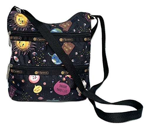 LeSportsac Space Talk Kylie Crossbody Handbag, Style 3244/Color E140