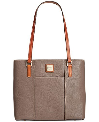 Dooney & Bourke Pebble Small Lexington Shopper  Elephant
