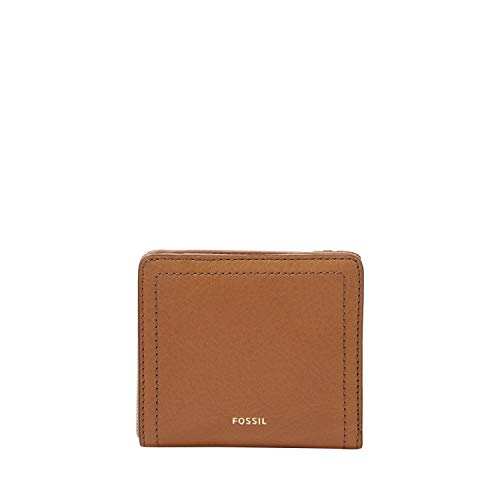 Fossil Logan Small RFID Bifold Tan