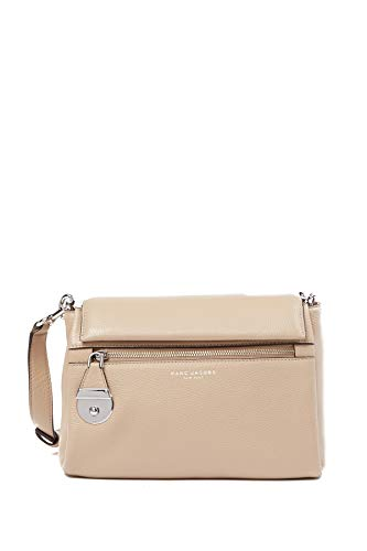 Marc Jacobs The Standard Leather Shoulder Bag Stone