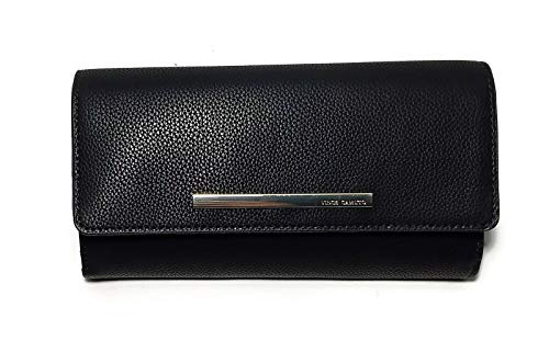 Vince Camuto Ike Leather Wallet – Black