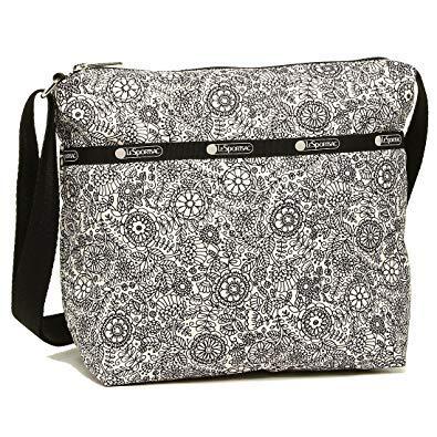 LeSportsac On Pointe Small Cleo Crossbody Handbag, Style 7562/Color E002