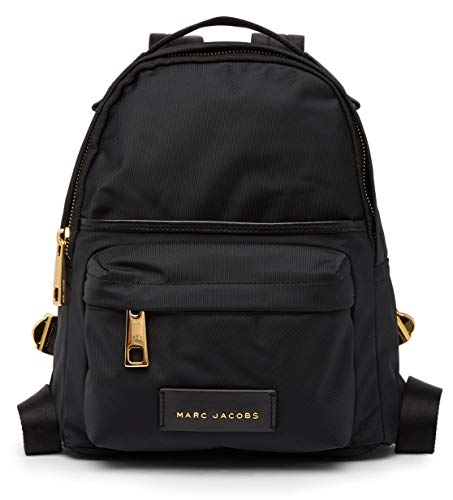 Marc Jacobs Nylon Varsity Small Backpack, Black