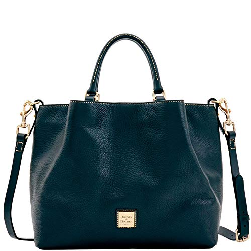 Dooney & Bourke Pebble Grain Large Barlow Bag