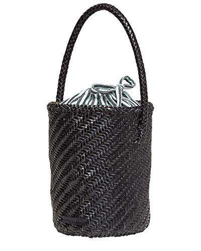 Loeffler Randall Cleo Leather Bucket Bag